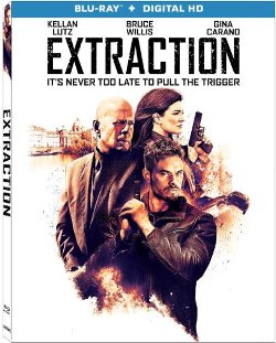Extraction DVD cover