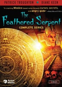 Feathered Serpent: The Complete Series DVD cover