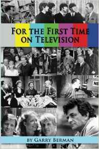 For the First Time in TV... book cover