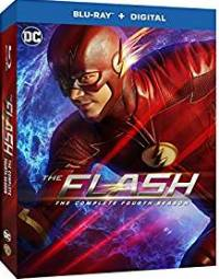 The Flash: The Complete Fourth Season DVD cover