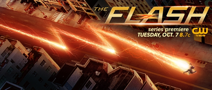 The Flash promo pic