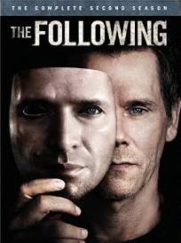 The Following: Season 2 DVD cover