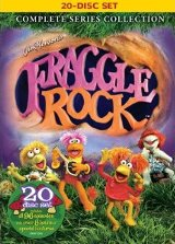 Fraggle Rock: Complete Series Collection DVD cover