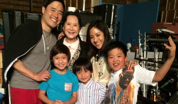 """Fresh Off the Boat"" cast"