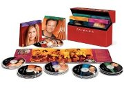 Friends: The Complete Series Collection DVD cover