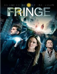 Fringe Fifth Season DVD cover