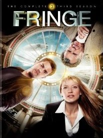 Fringe: The Complete Third Season DVD cover