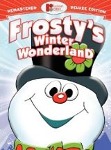 Frosty's Winter Wonderland DVD cover