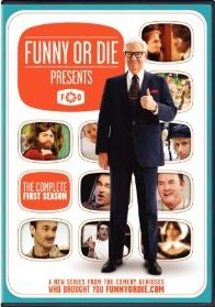 Funny or Die Presents... DVD cover