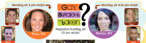 """Gay Straight or Taken"" photo"