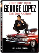George Lopez special DVD cover