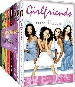 Girlfriends: The Complete Series DVD cover