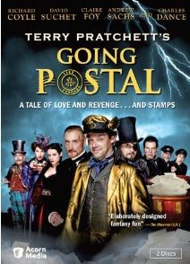 Terry Pratchett: Going Postal DVD cover