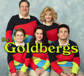 "Most of the cast of ""The Goldbergs"""