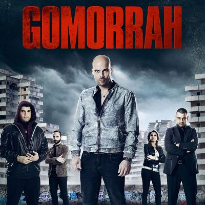 Gomorrah cast