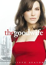The Good Wife The Fifth Season DVD cover
