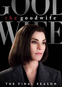 The Good Wife: The Final Season DVD cover