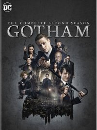Gotham: The Complete Second Season DVD cover