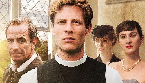 the cast of Grantchester