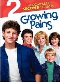 Growing Pains: Complete Second Season DVD cover
