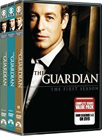 The Guardian: Complete Series DVD cover
