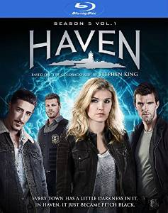 Haven: Complete Fifth Season-Vol 1 DVD cover