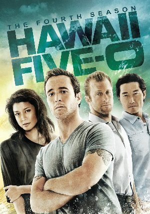 Hawaii Five-0: Season 4 DVD cover