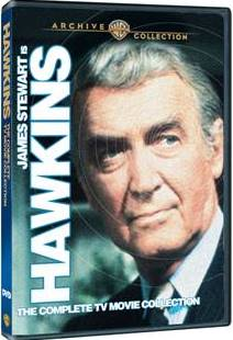 James Stewart is Hawkins! The Complete TV Movie Collection DVD cover
