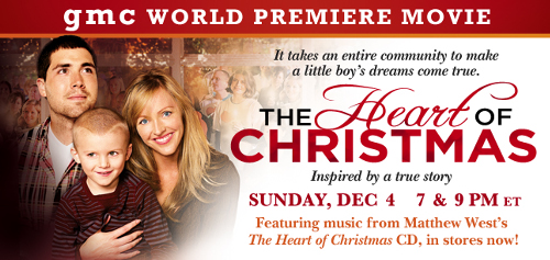 The Heart Of Christmas.Review Of The Heart Of Christmas On Gmc From The Tv Megasite