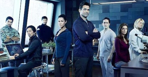cast of Helix
