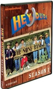 Hey Dude - Season 1 DVD cover