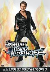 Comedy Central Roast of David Hasselhoff DVD cover