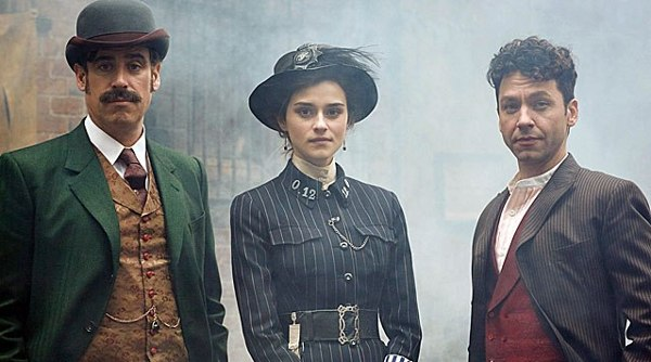 Houdini, Doyle and Stratton