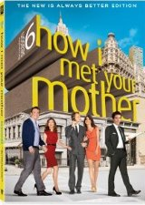 How I Met Your Mother: Season Six DVD cover