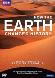 How the Earth Changed History DVD cover
