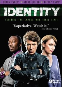 Identity DVD cover