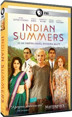Indian Summers DVD cover
