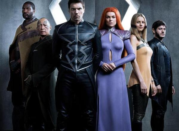 Marvel's Inhumans cast