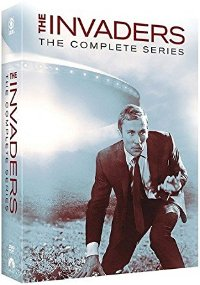 The Invaders Complete Series DVD cover