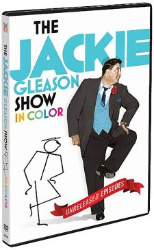 The Jackie Gleason Show: In Color DVD cover