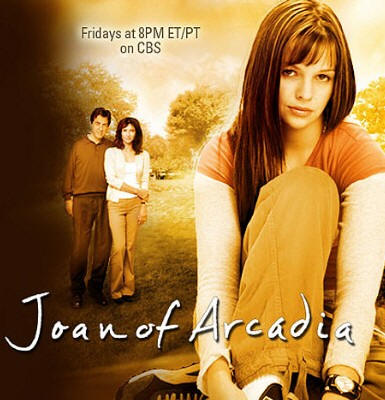 Joan of Arcadia picture from http://www.hollywoodjesus.com/joan_of_arcadia.htm