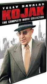 Kojak: The Complete Movie Collection DVD cover
