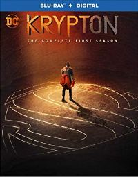 Krypton: The Complete First Season DVD cover