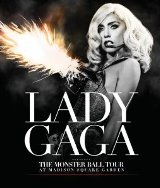 Lady Gaga Presents The Monster Ball Tour DVD cover