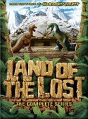 Land of the Lost: Complete Series DVD cover