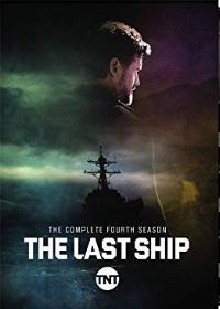 The Last Ship: Season 4 DVD cover