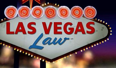 Las Vegas Law logo (sign)