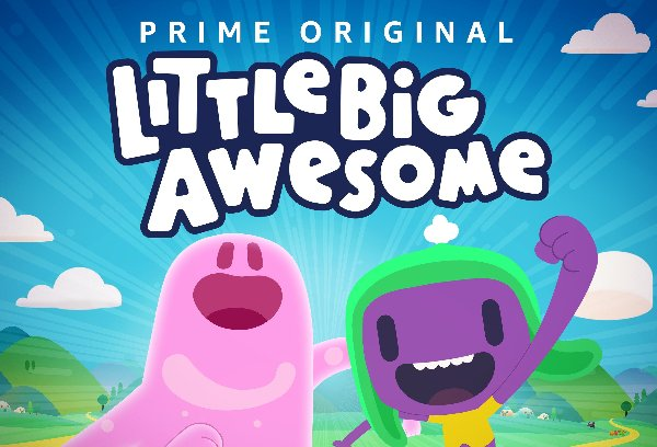 Little Big Awesome characters