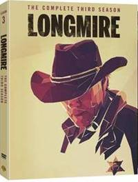 Longmire: The Complete Third Season DVD cover