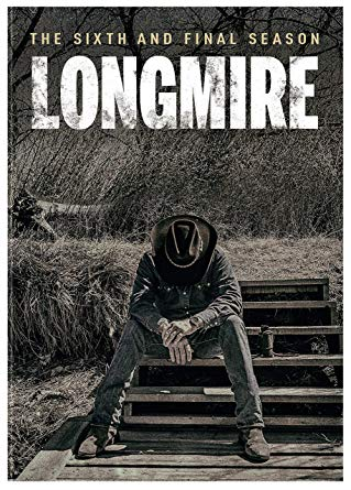 Longmire: The Sixth and Final Season DVD cover
